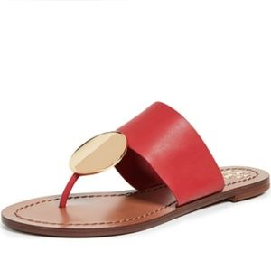 Tory Burch Patos Disk Sandals size 8.5